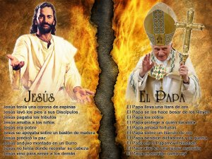 Cristo y la Iglesia - Grandes diferencias
