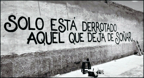 dejar de soñar
