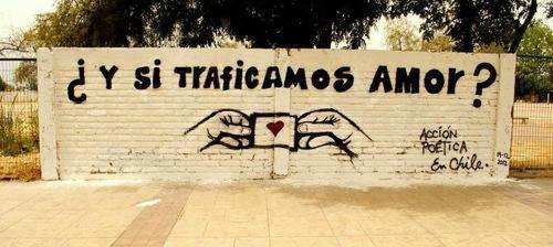 traficar amor